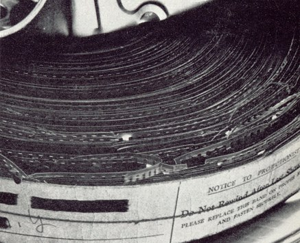 how to become a film projectionist